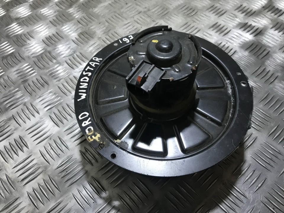 Salono ventiliatorius f58h19805ab f58h-19805-ab Ford WINDSTAR 1995 3.8