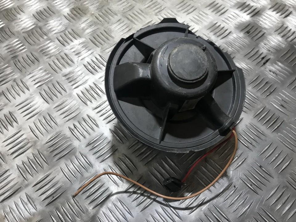 Salono ventiliatorius 6n1819021 1646692, 210715511f Volkswagen POLO 1999 1.9