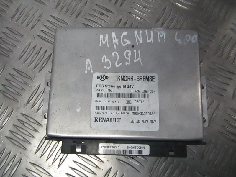 ABS kompiuteris 0486106024 5010457367 Truck - Renault MAGNUM 2001 12.0