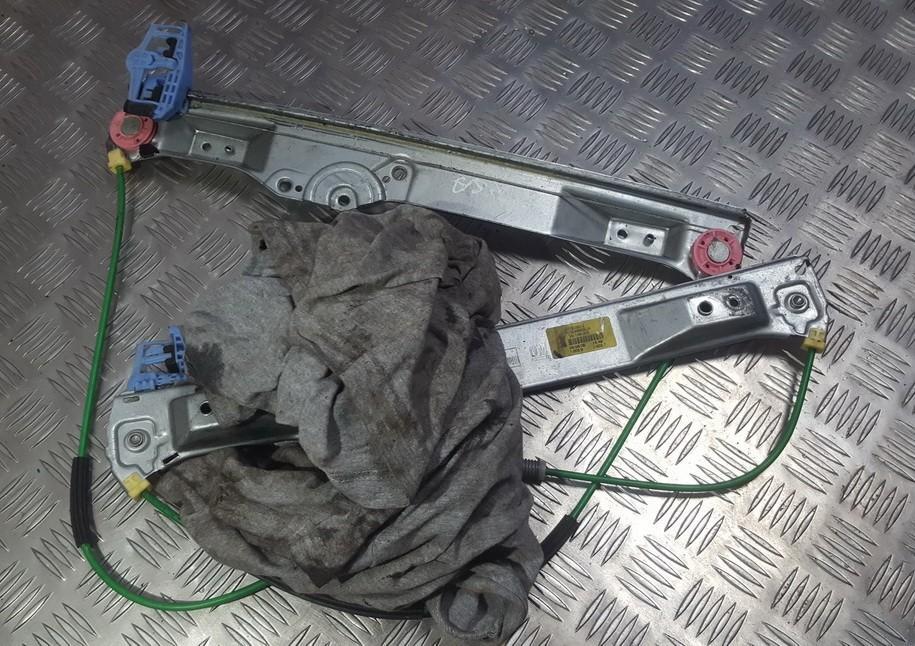 Стеклоподъемник - передний левый 541613212 USED Opel CORSA 2008 1.3