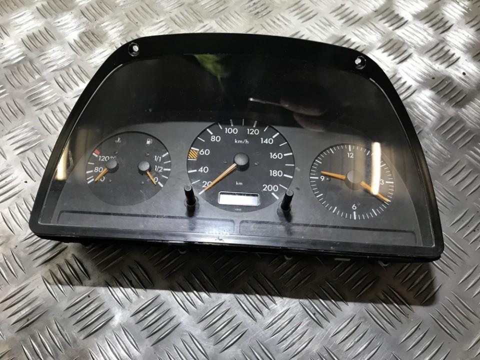 Spidometras - prietaisu skydelis 0005428401 a0005428401 Mercedes-Benz VITO 2005 2.2