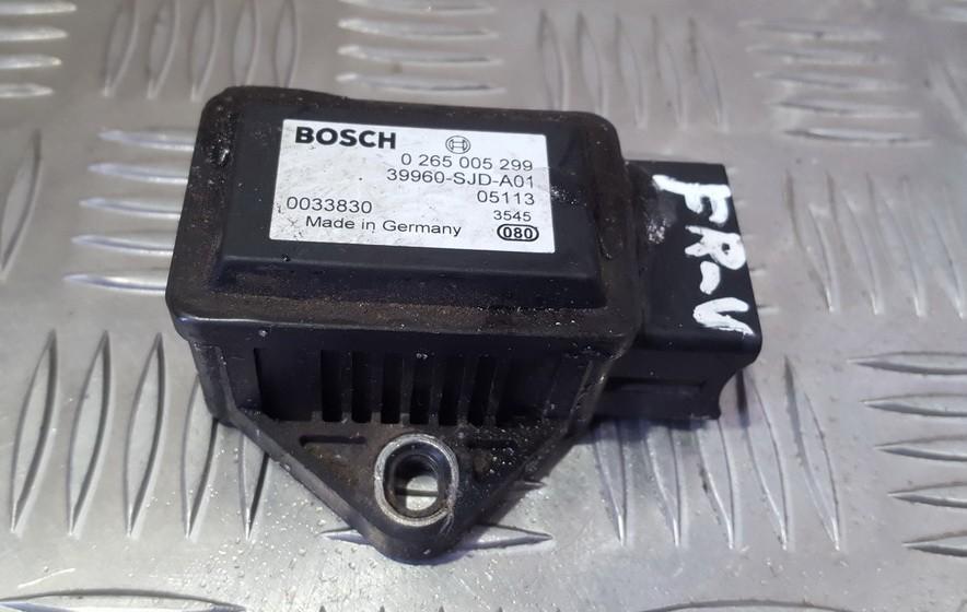 ESP greitejimo sensorius 0265005299 0033830 Honda FR-V 2008 2.2