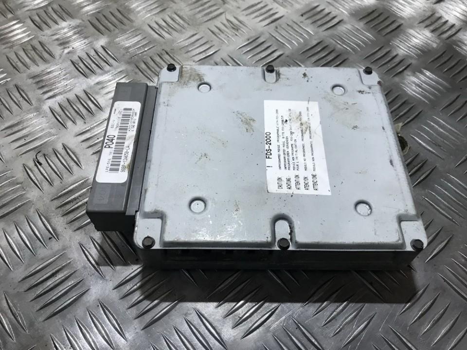 Variklio kompiuteris 98bp12a650la 98bp-12a650-la, lpe-516, eec-v, p040, fds-2000 Ford MONDEO 1997 2.0