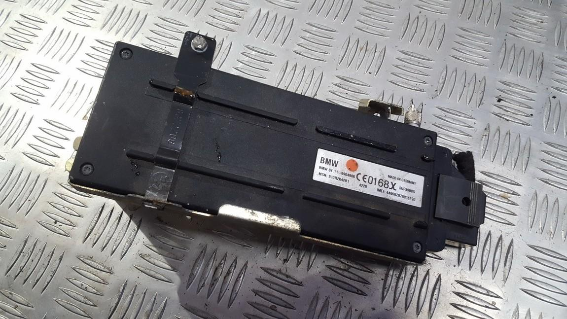 Other computers 84116904906 84.11-6904906 910rzk4281 BMW 5-SERIES 2006 2.0