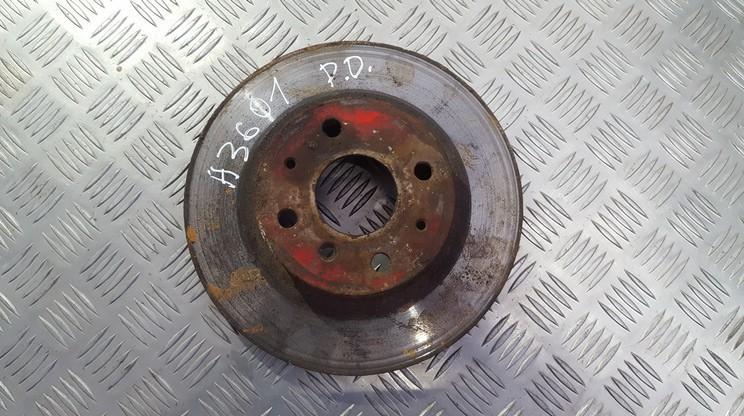 Priekinis stabdziu diskas used used Daihatsu GRAN MOVE 2000 1.6