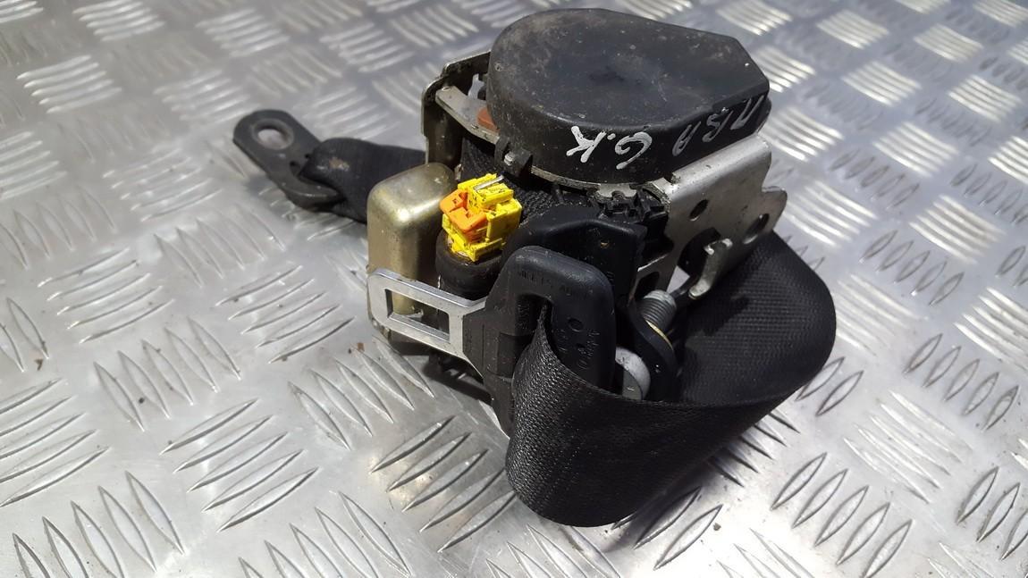 Saugos dirzas G.K. 1698600585 USED Mercedes-Benz A-CLASS 2006 1.5