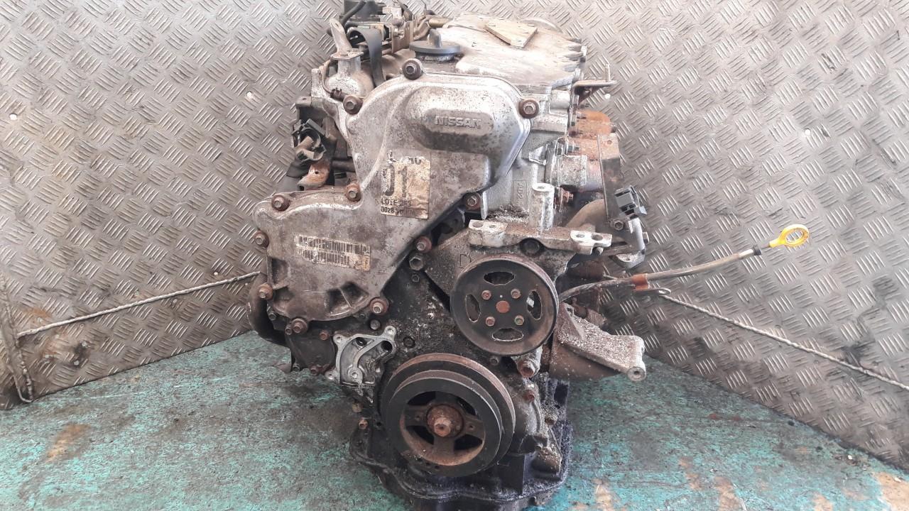 Engine used used Nissan ALMERA 2002 2.2