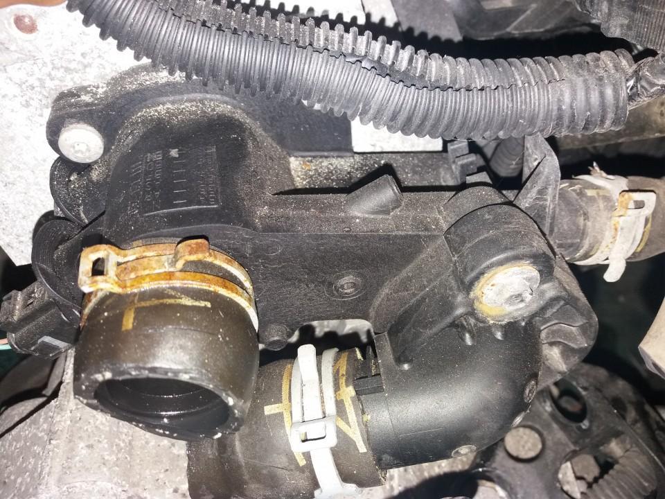 Ausinimo skyscio flansas (Ausinimo sistemos junge, ausinimo skyscio junge) 032121111   Volkswagen POLO 2003 1.2