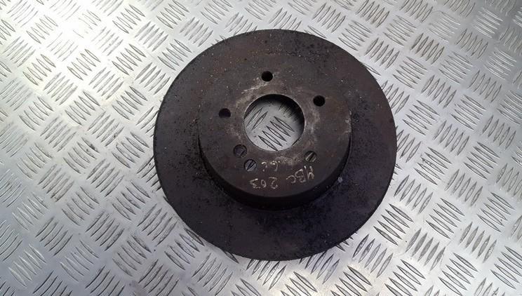 Galinis stabdziu diskas used used Mercedes-Benz C-CLASS 1998 2.2