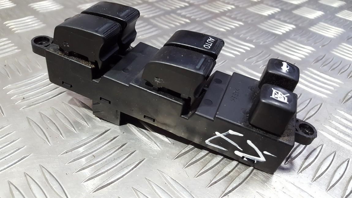 блока управления стеклоподъемниками (Knopka) 25401AV640 USED Nissan PRIMERA 2003 1.8