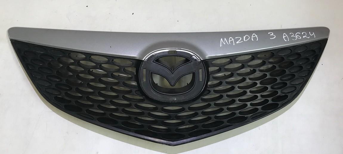 Priekines groteles bp4k50711 used Mazda 3 2004 1.4