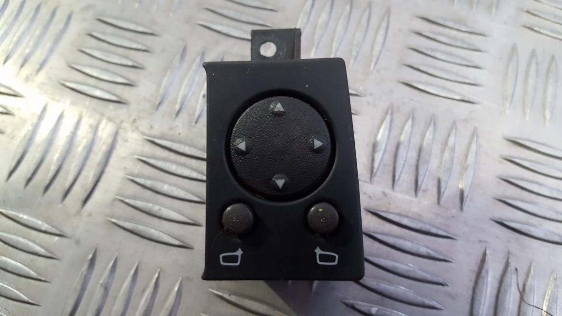 Wing mirror control switch (Exterior Mirror Switch) 4a0959565 03838201 Audi A6 1998 2.5