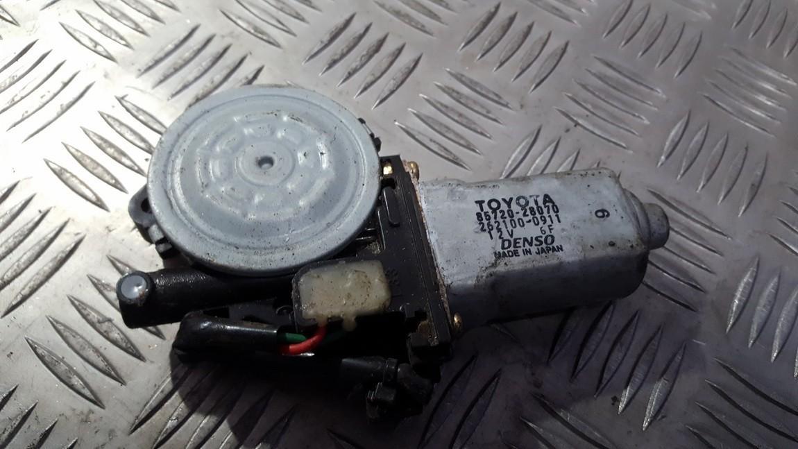 Duru lango pakelejo varikliukas G.K. 8572028070 262100-0911 Toyota PREVIA 2002 2.4