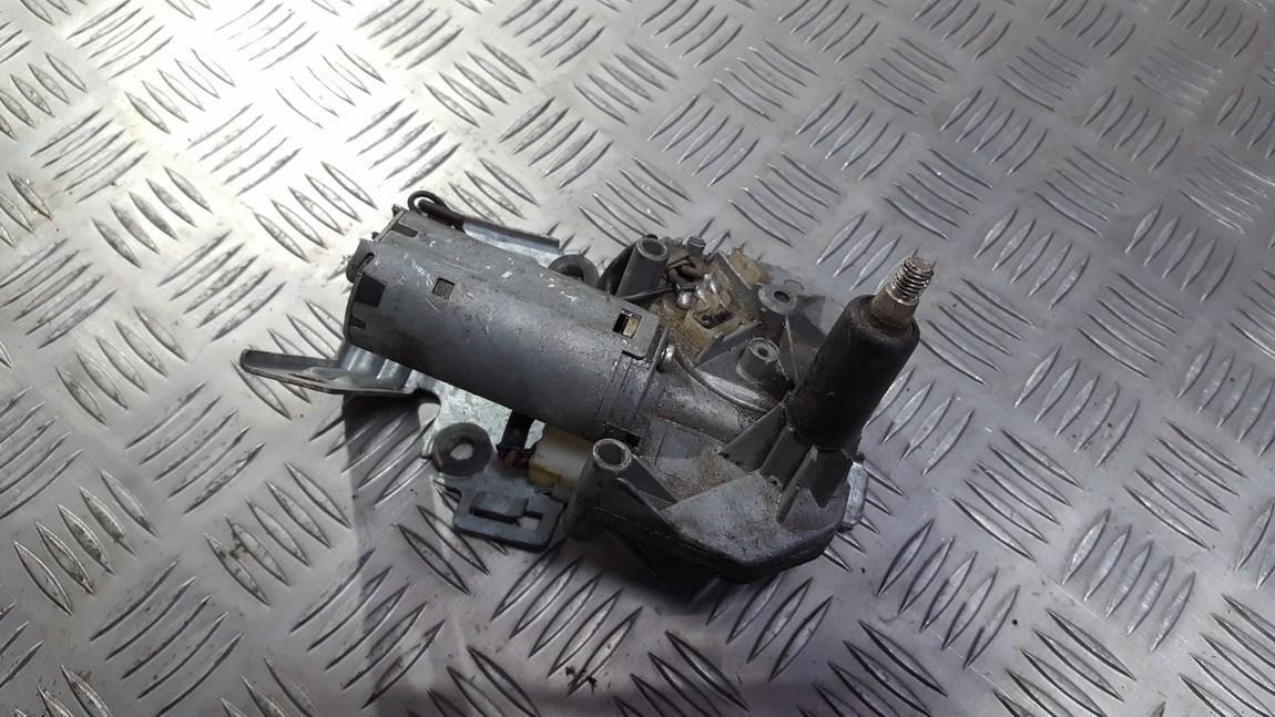 Rear wiper motor (Rear Screen Wiper Engine) 2870070j00 used Nissan PRIMERA 2003 1.8