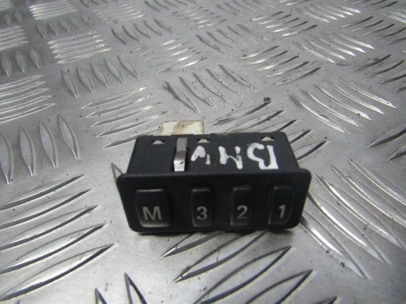 Sedynes kontroles mygtukas 8352160 used BMW 5-SERIES 1997 2.5