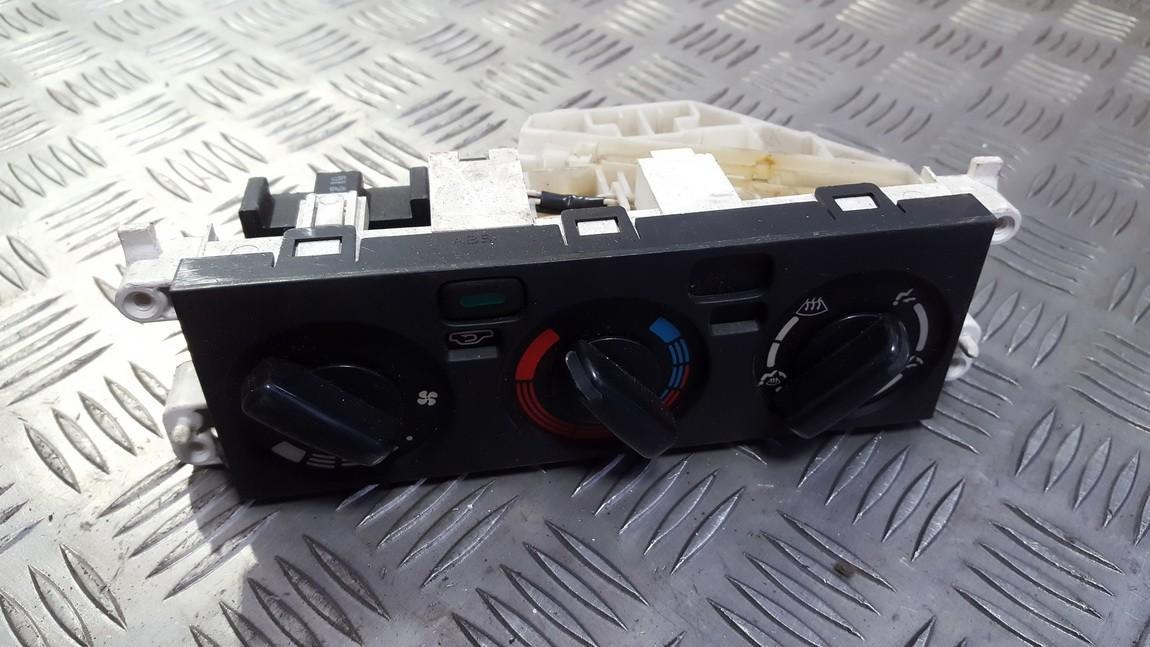 Peciuko valdymas used used Nissan ALMERA 2001 2.2