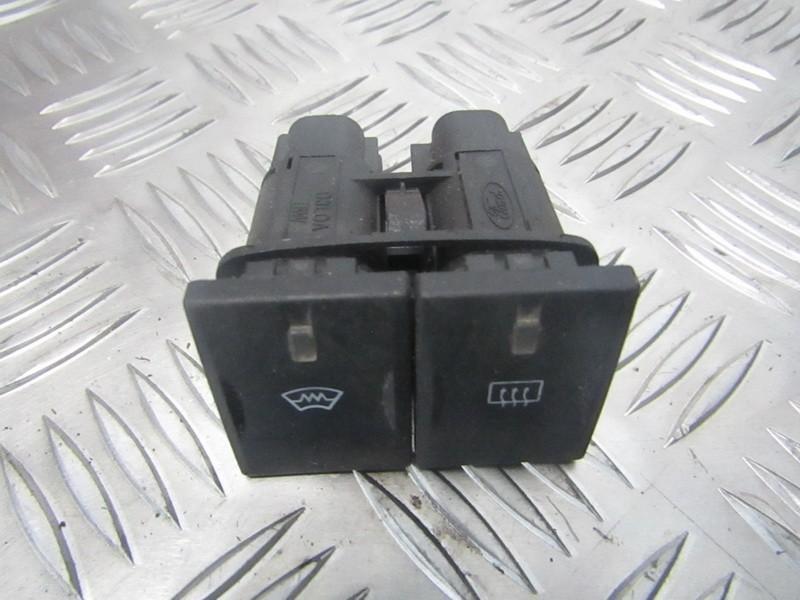 Stiklo sildymo mygtukas 1s7t18k574aa 1s7t-18k574-aa Ford MONDEO 2009 1.8