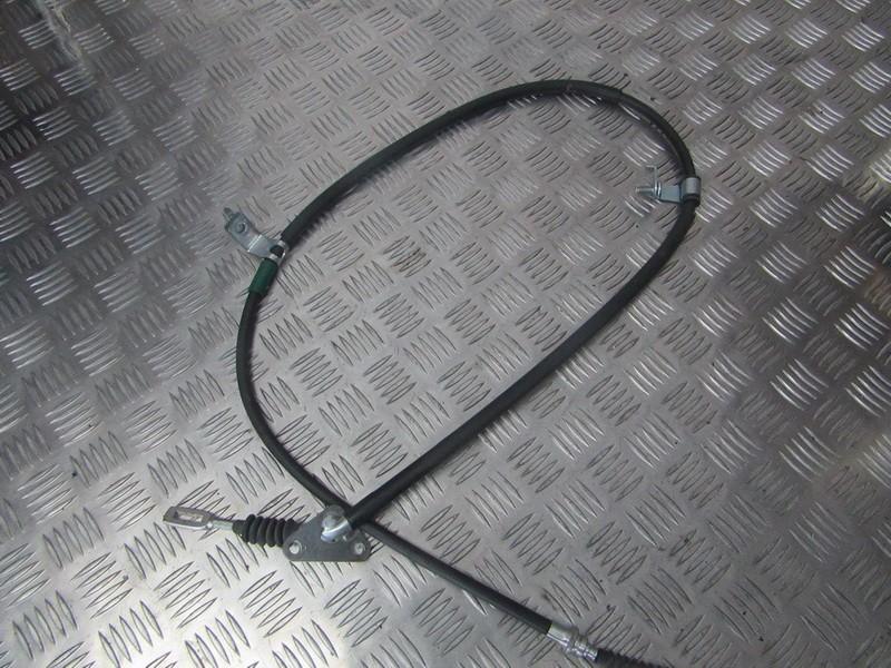 Mazda  323 Rankinio stabdzio trosai