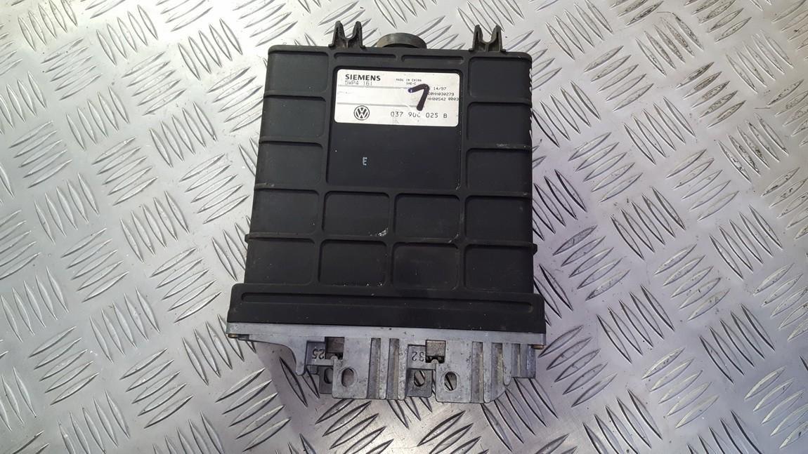 Блок управления двигателем 037906025b 5wp4161 Volkswagen SHARAN 2003 1.9