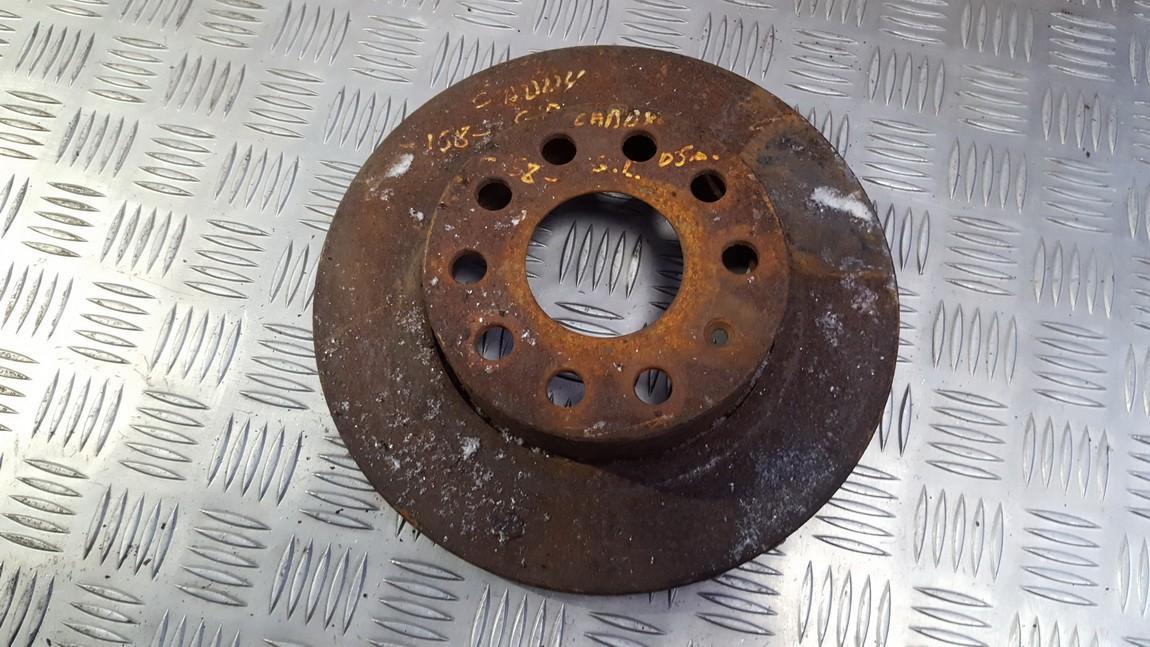 Galinis stabdziu diskas used used Volkswagen CADDY 1999 1.9