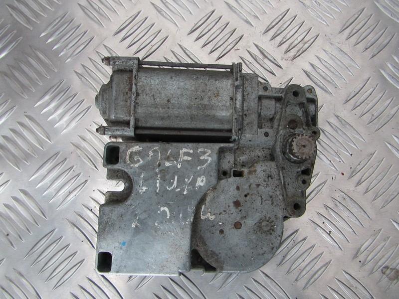 Liuko varikliukas used used Volkswagen GOLF 2014 1.4