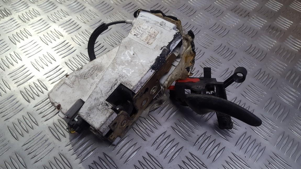 Door Lock Mechanism - front right side 93bg220a20dd used Volkswagen SHARAN 2003 1.9