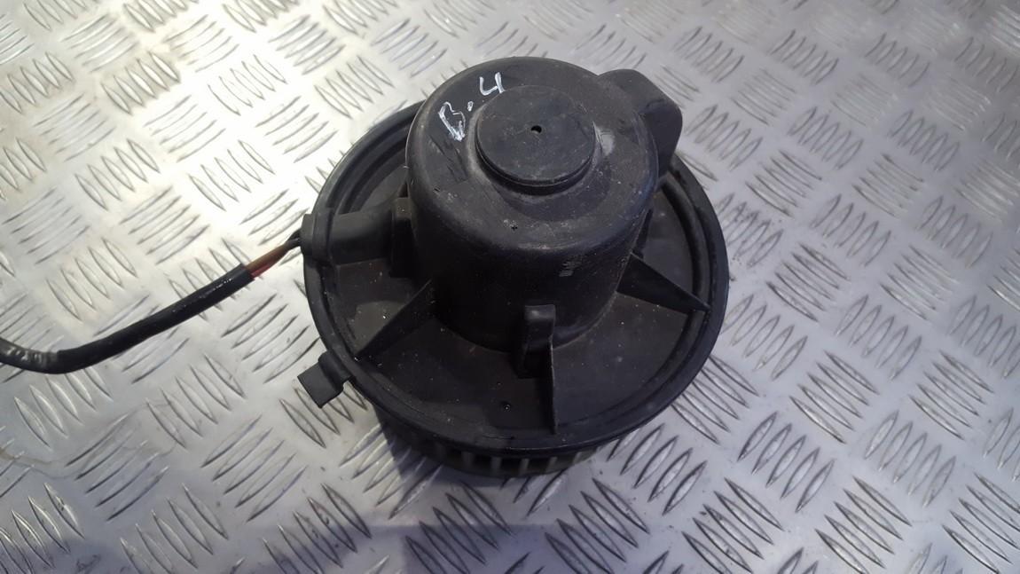 Salono ventiliatorius 3137020009 893819021 Audi 80 1992 2.0