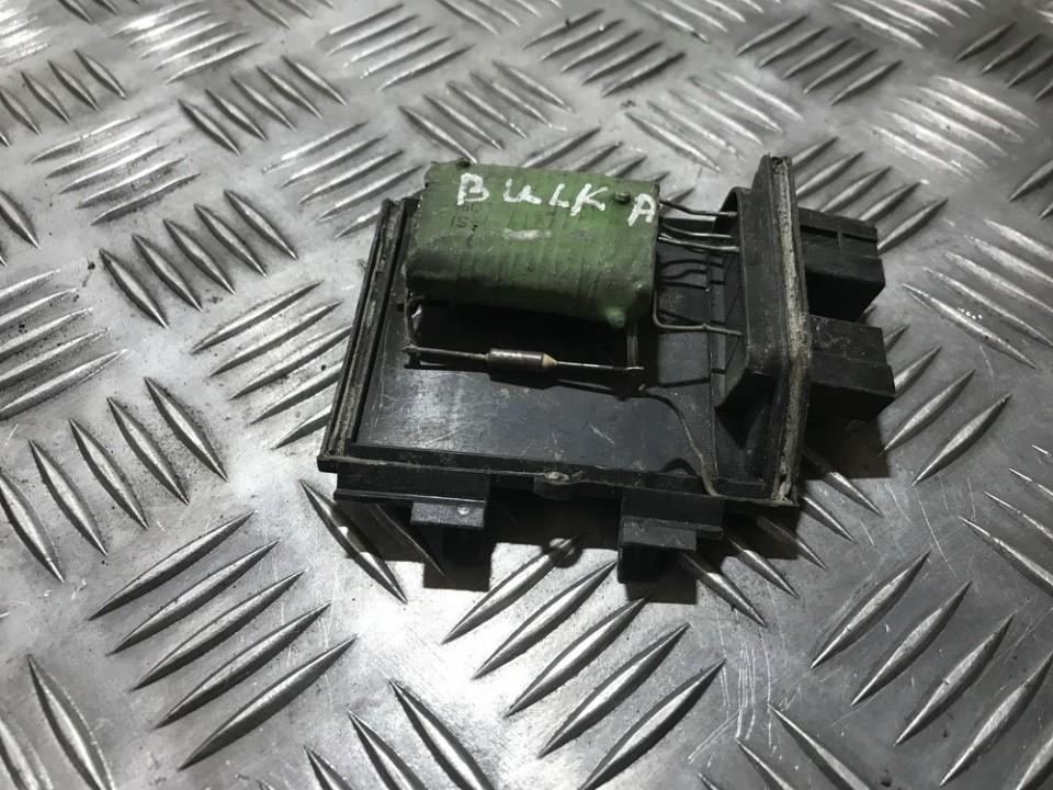 Audi  80 Peciuko reostatas (ezys) (ventiliatoriaus rele)