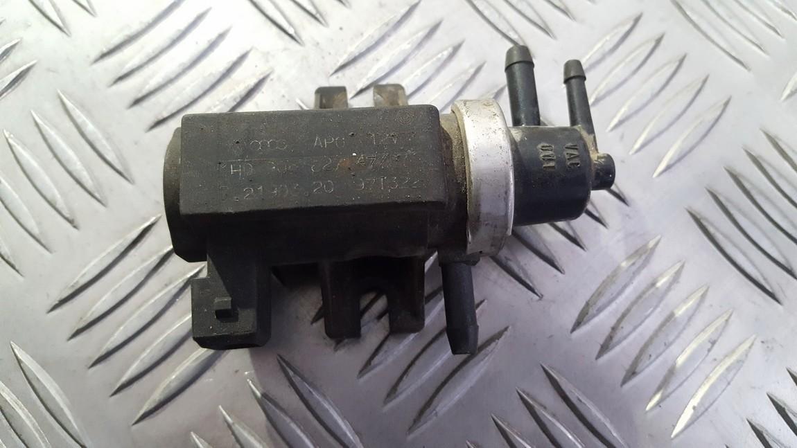 Selenoidas (Elektromagnetinis selenoidas) 1h0906627 used Volkswagen GOLF 2006 1.6