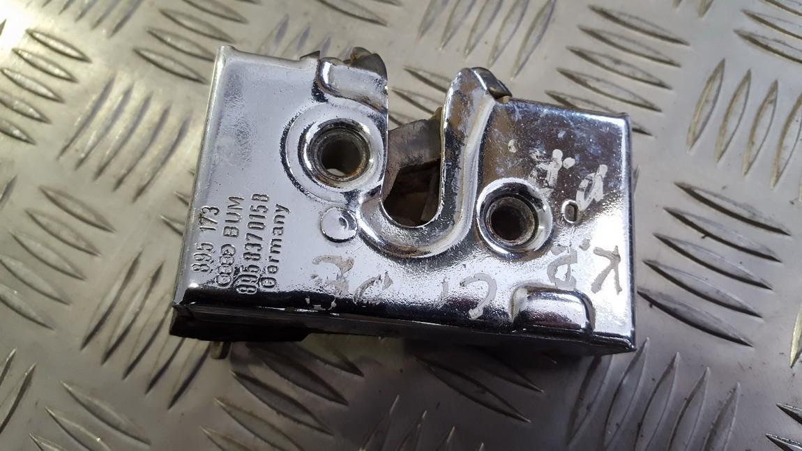 Duru spyna P.K. 895837015B 895173 Audi 80 1987 1.8