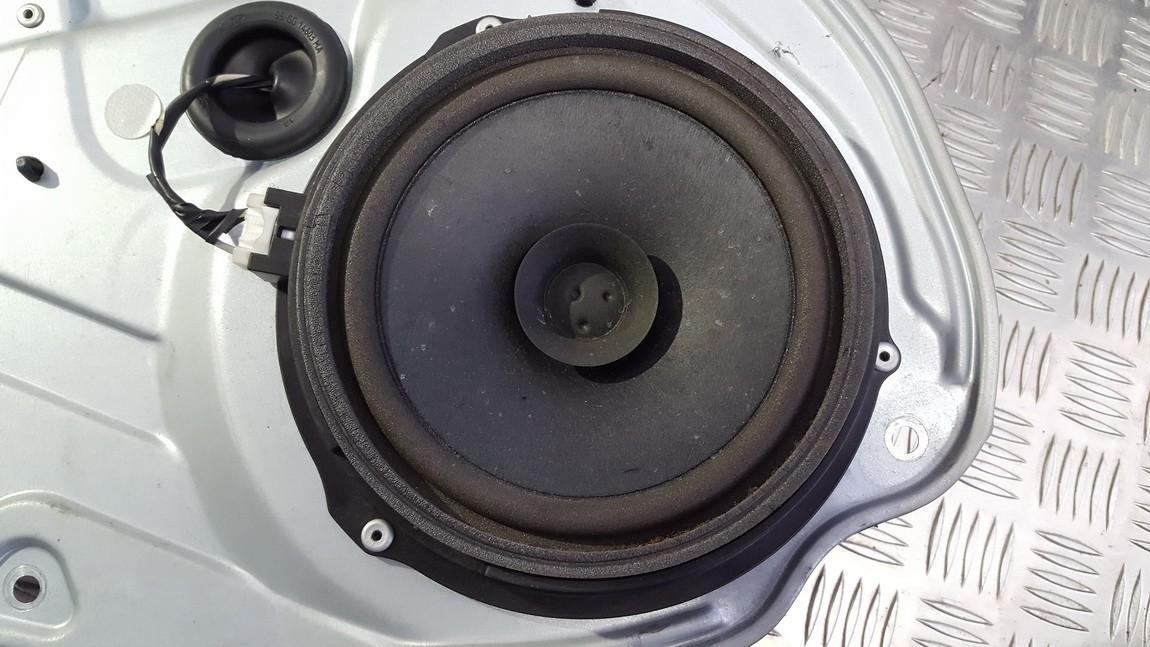 Speaker (audio) 3M5T18808CE 3M5T-18808-CE Ford FOCUS 2003 1.8