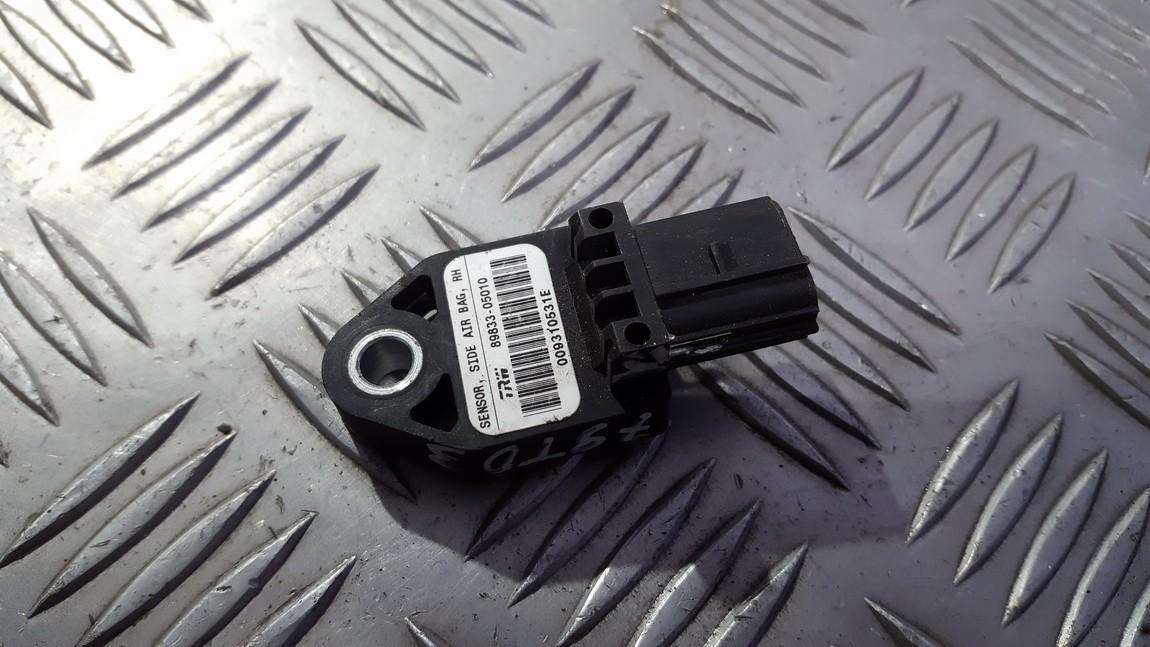Srs Airbag daviklis 8983305010 89833-05010 Toyota AVENSIS 2011 2.0