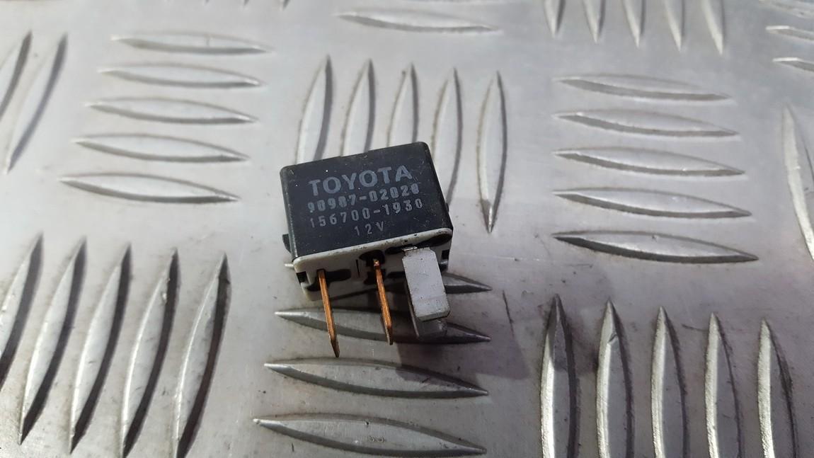 Relay module 9098702020 90987-02020 156700-1930 Lexus IS - CLASS 2006 2.2