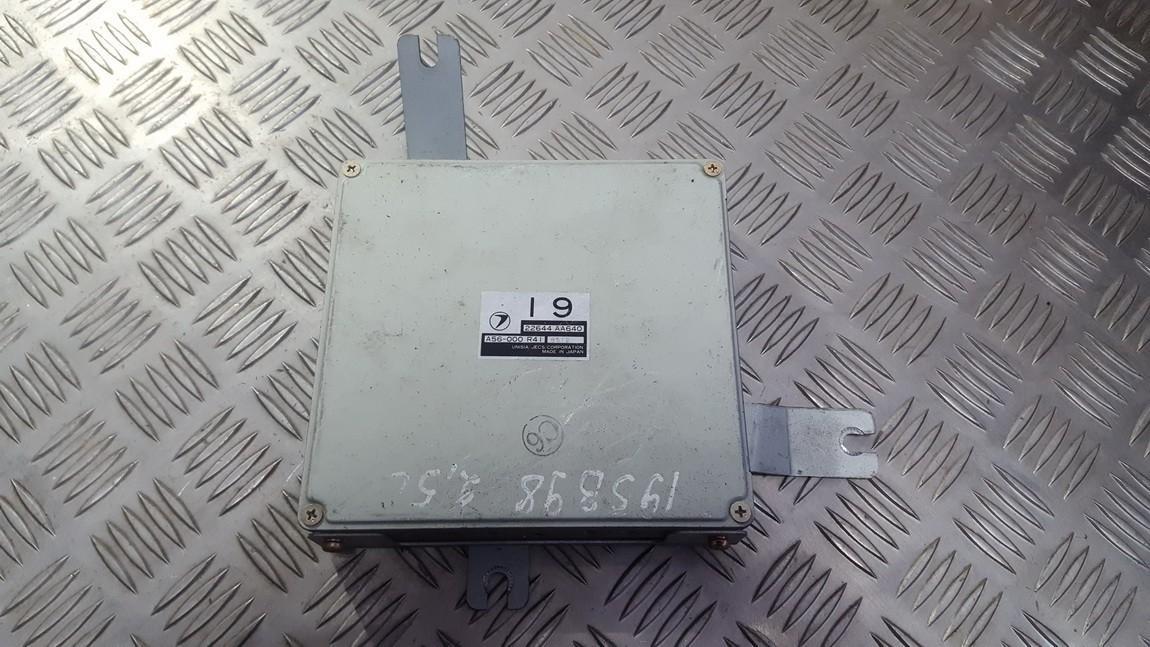 Variklio kompiuteris 22644aa640 a56-000r41, a56000r41 Subaru LEGACY 2006 2.0