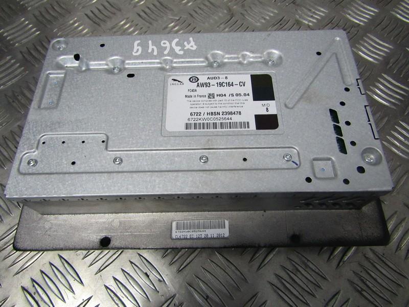 Garso stiprintuvas (audio) AW9319C164CV AW93-19C164-CV, HBSN2398478 Jaguar XF 2012 2.0