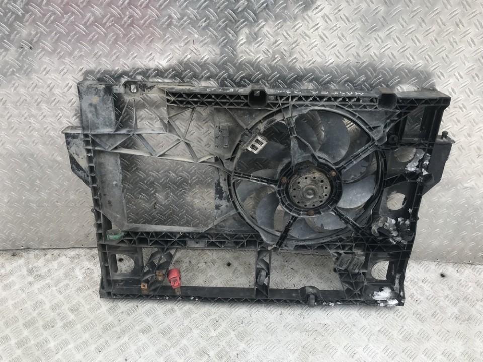 Renault  Master Difuzorius (radiatoriaus ventiliatorius)