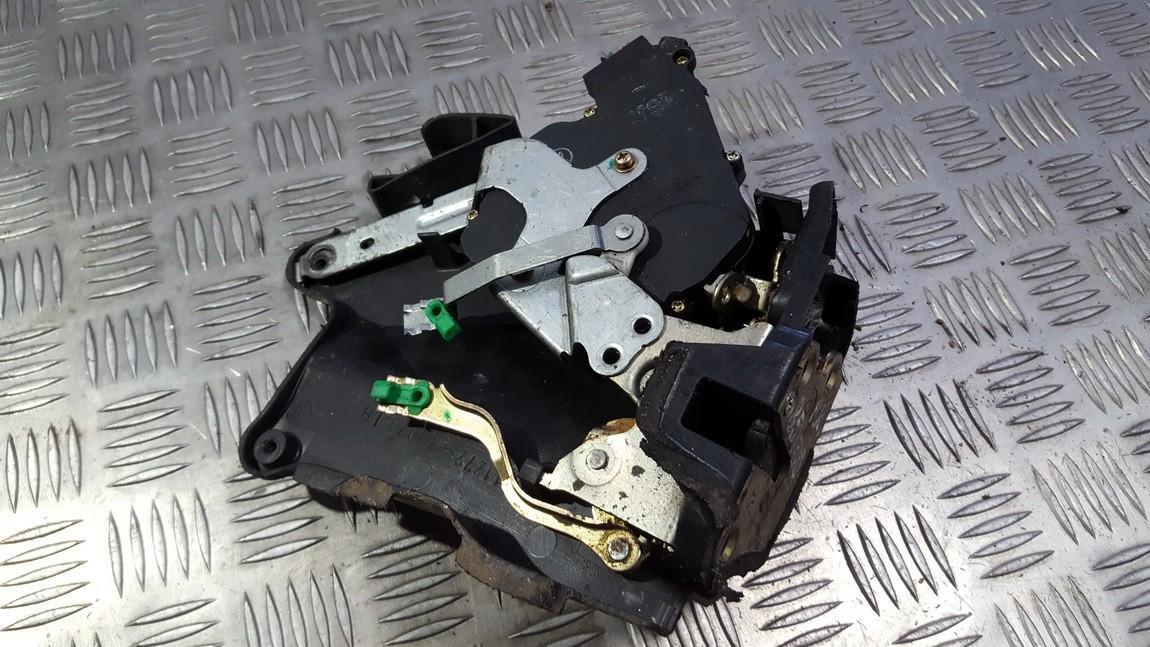 Door Lock Mechanism - front left side 41127210070 411272-10070 Toyota AVENSIS 2001 2.0