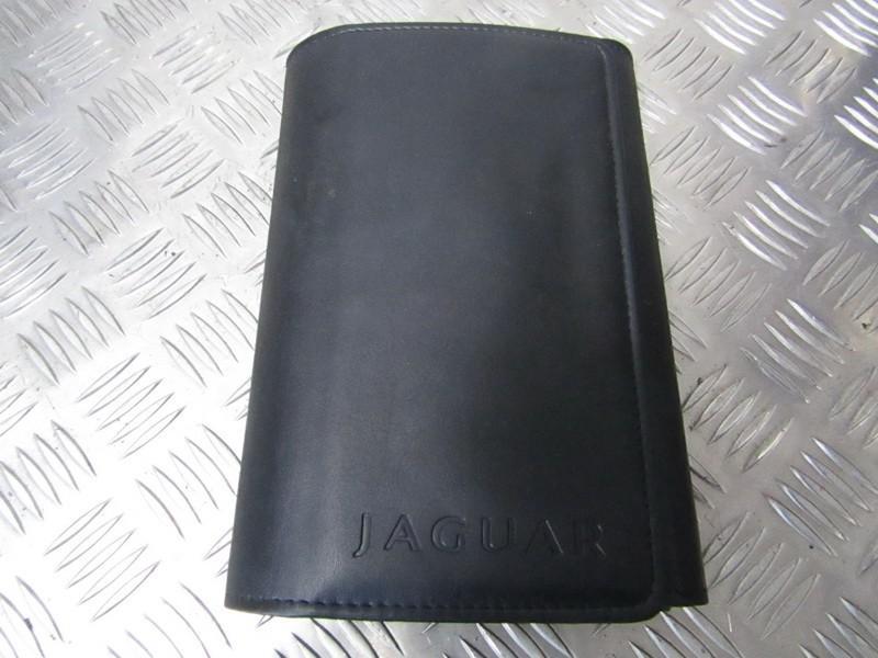 Kitos dalys USED CAR BOOK Jaguar XF 2012 2.0