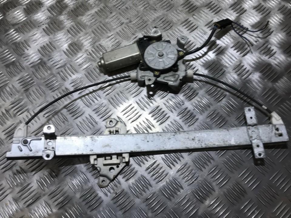 Nissan  Maxima Door winder mechanism (Window Regulator) front left side