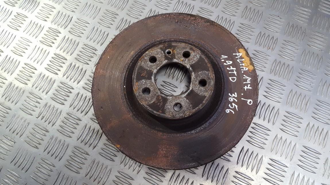 Priekinis stabdziu diskas used used Alfa-Romeo 147 2001 1.6