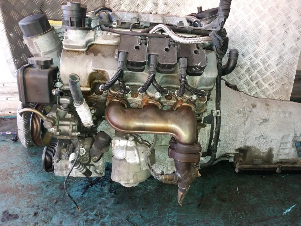 112946 112 946 Engine Mercedes-Benz C-CLASS 2005 3 2L 540EUR