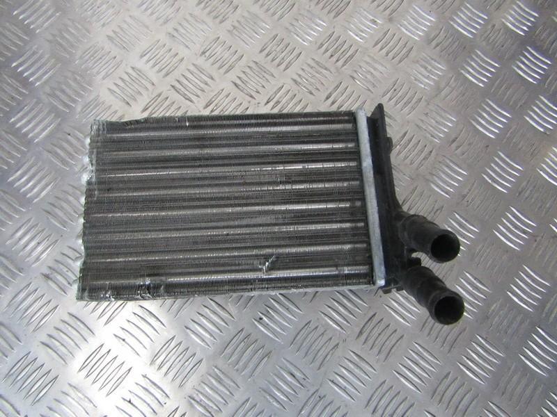 Volkswagen  Golf Salono peciuko radiatorius