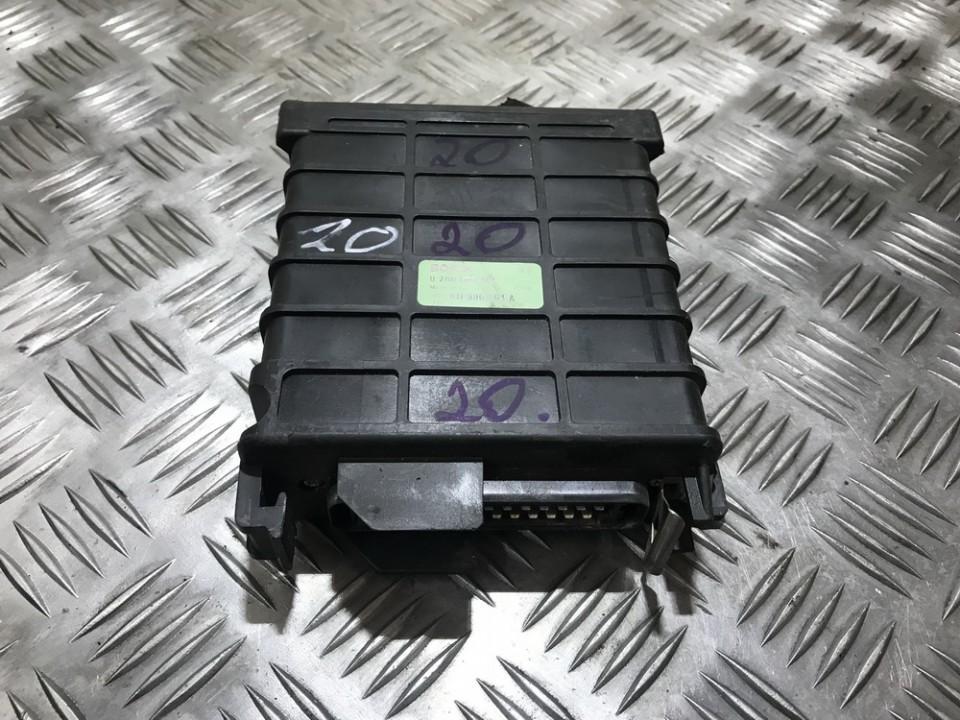 Variklio kompiuteris 0280800140 811906264a Audi 80 1991 1.8