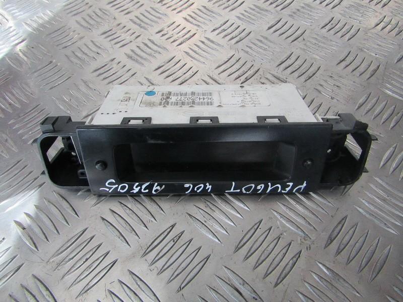 Ekranelis 9644230277 21667573-0A, 21649124-1 Peugeot 406 1998 2.1