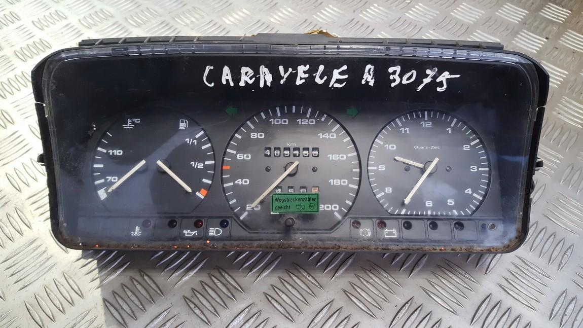 Щиток приборов - Автомобильный спидометр 81117657 701919033bs Volkswagen TRANSPORTER 1993 1.9