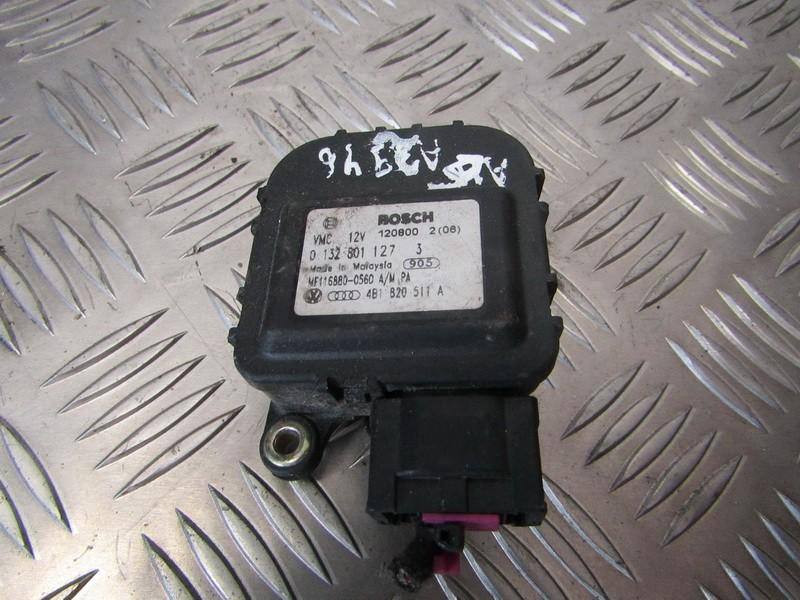 Peciuko sklendes varikliukas 4B1820511A 0132801127, MF116880-0560 Audi A6 1999 1.9