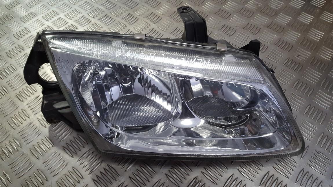 Zibintas P.D. 205989b 20-5989b, 20-5989, 205989 Nissan ALMERA 2000 2.2