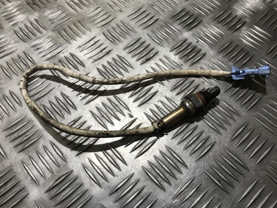 Лямбда-зонд 4 провода, Белый Черный Серый Фиолетовый 9644491280 used Peugeot 207 2009 1.4