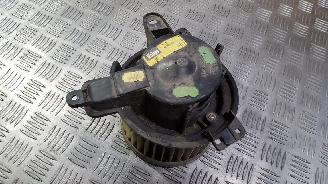 Citroen  Berlingo Salono ventiliatorius