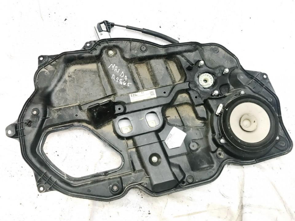 Mazda  2 Door winder mechanism (Window Regulator) front left side